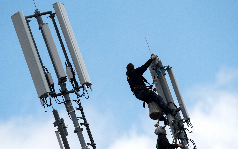 Parallel zur Fusion der UMTS-Netze treibt Telefónica Deutschland den Ausbau des LTE-Netzes weiter voran.