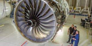 Rolls-Royce nutzt 3D-Druck auch für große Triebwerkteile