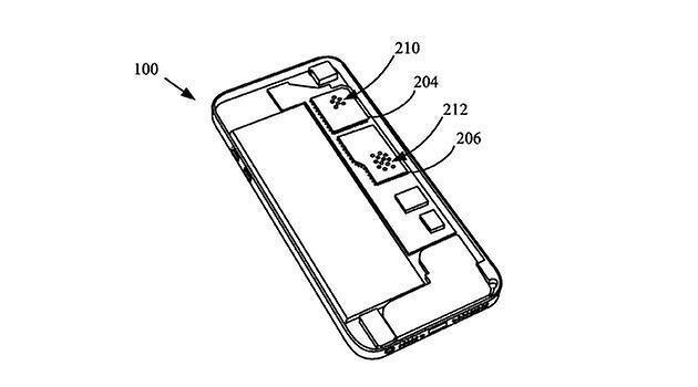 Apple hat einen Patentantrag eingereicht, bei dem es darum geht einzelne elektronische Bauteile gegen Feuchtigkeit abzuschirmen.