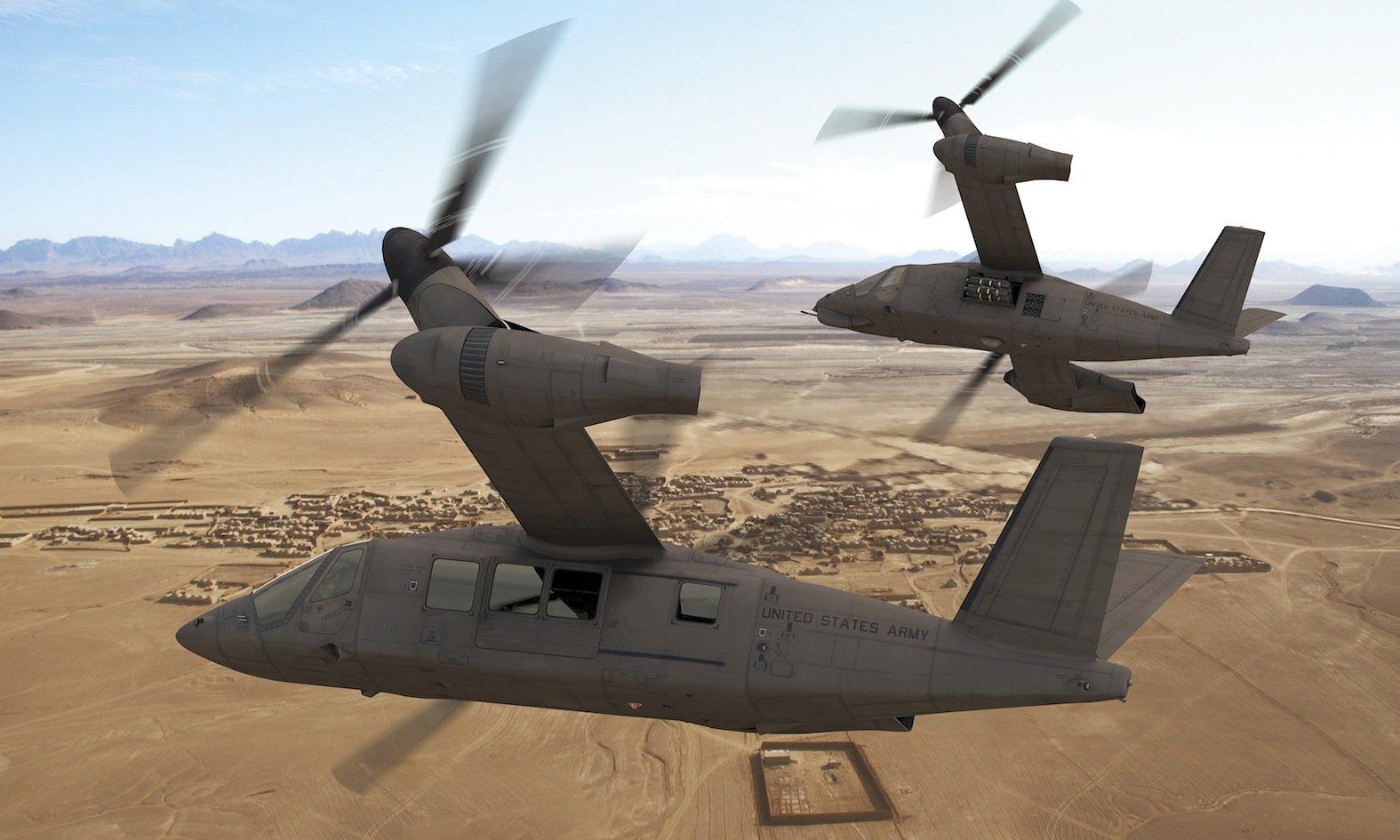 Bell Helicopter soll für die US Army einen Prototypen vom V-280 Valor bauen. Ab 2017 will das amerikanische Militär nach und nach alte Hubschrauber durch eine neue Generation ersetzen.