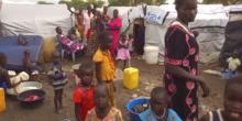 Pipi als Energiequelle: Toilette macht aus Urin Strom für Flüchtlingslager