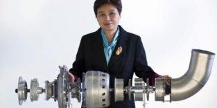 Australische Ingenieure bauen Düsentriebwerk mit 3D-Drucker