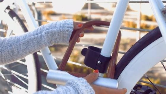 Noke U-Lock: Fahrradschloss ohne Schlüssel oder Zahlencode