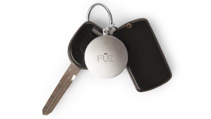 Wer nicht auf einen Schlüssel verzichten will, kann auch den für das Noke U-Lock bekommen. Bluetooth-fähig versteht sich.
