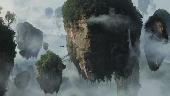 Szene aus dem Erfolgsfilm Avatar. Mit großen Budgets und tagelanger Rechenzeit lassen sich bereits nahezu perfekte Rauchwolken simulieren. Die Software der TU München soll den Aufwand allerdings drastisch senken.