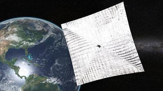 Solarstrom aus dem All, der von Mikrowellen zur Erde transportiert wird, könnte in einigen Jahrzehnten Wirklichkeit werden.