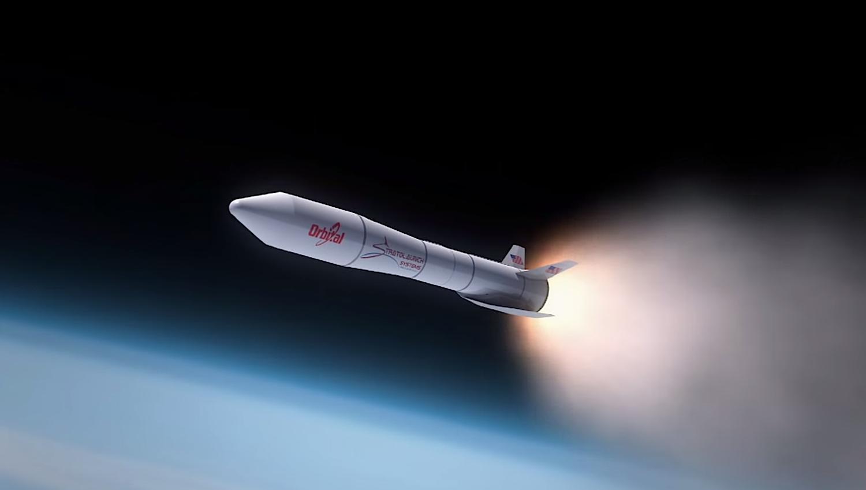 Die Rakete kann bis zu sechs Tonnen Fracht laden. In Zukunft will Stratolaunch Systems mit dem System sogar Menschen ins Weltall bringen.