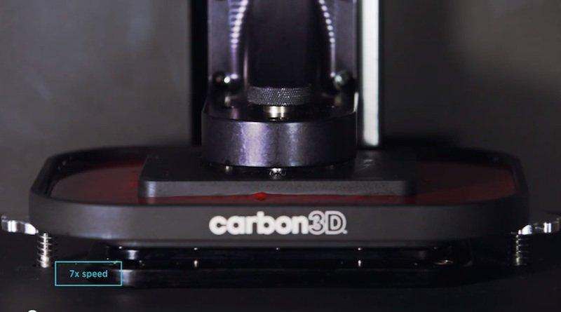 Der Prototyp von Carbon 3D soll hundertmal schneller arbeiten als herkömmliche 3D-Drucker.