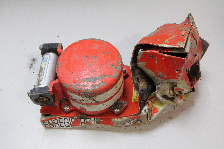 Der Voice Recorder der in den Alpen abgestürzten A320: Die Auswertung der Aufnahmen zeigt, dass der 28-jährige Pilot, der aus Montabaur im Westerwald stammt, die Maschine zum Absturz gebracht hat.
