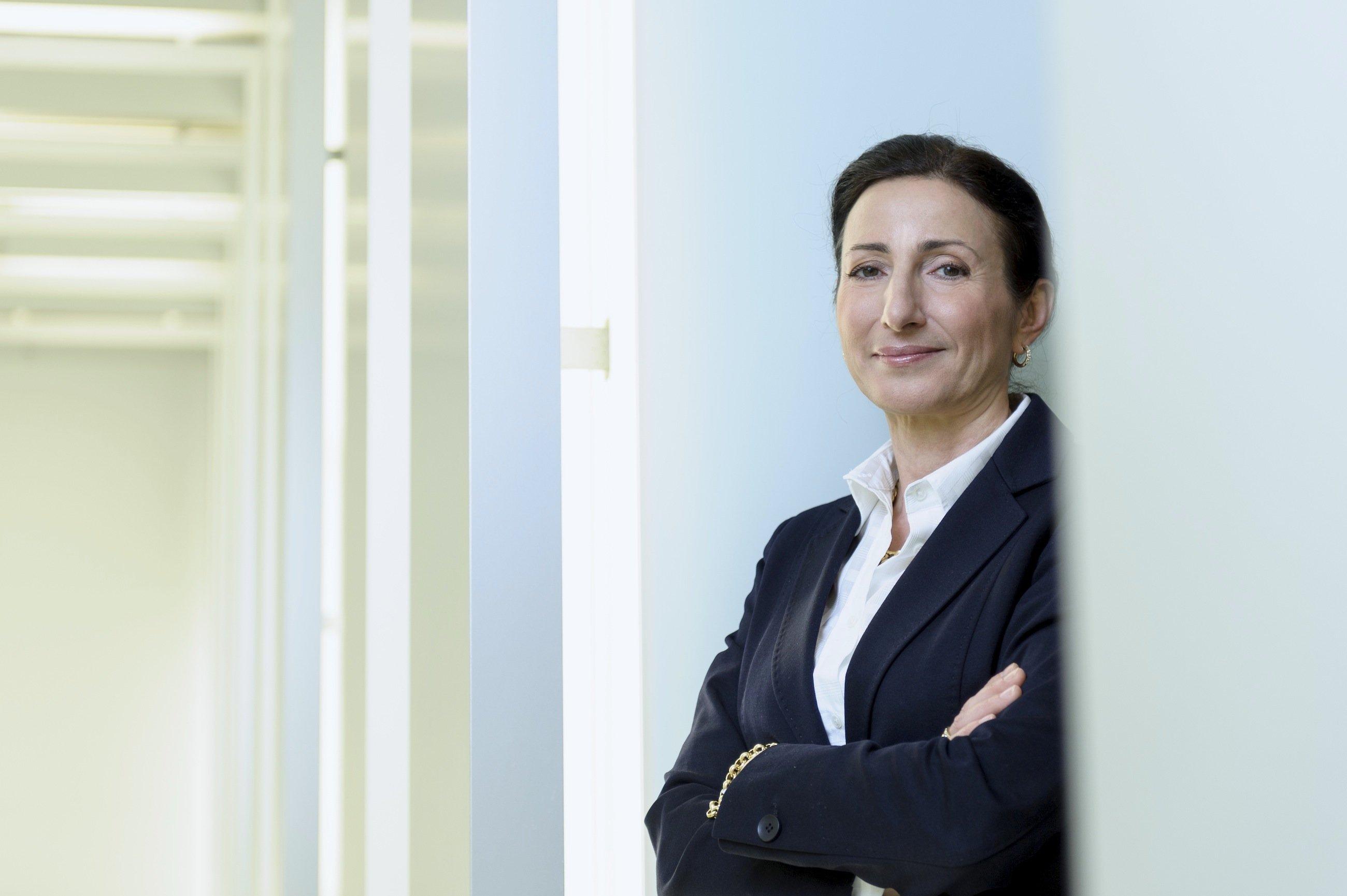 BMW-Personalvorstand Milagros Caiña-Andree lehnt die heute vom Bundesrat beschlossene Frauenquote ab