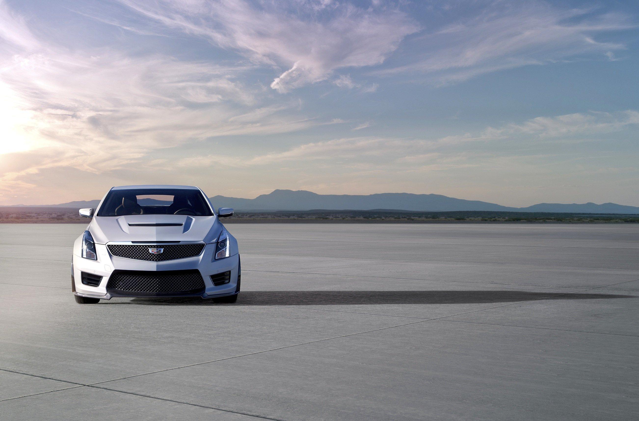 Mit dem ATS Coupé will Cadillac auch auf dem europäischen Markt Erfolg haben.