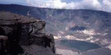 Vulkan Tambora sorgte vor 200 Jahren für erste Klimakatastrophe der Neuzeit