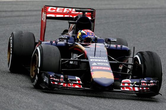 Auch die Formel-1 zeigt Interesse an der Simulationssoftware aus Kaiserslautern. Sie berücksichtigt beispielsweise, wie Wärme, die beim Fahren entsteht, die Eigenschaften der Reifen verändert.