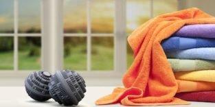 Waschkugel 2.0: Hightech in der Waschmaschine