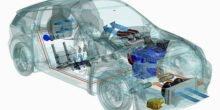 E-Auto Visio.M bringt das gute Klima effizient ins Fahrzeuginnere