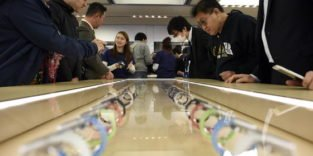 Apple Watch: Fast eine Million Stück in nur sechs Stunden verkauft