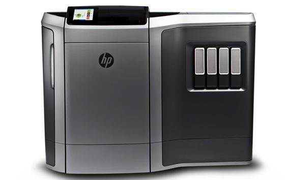 Hewlett Packard drängt auf den Markt der 3D-Drucker.Die US-amerikanische Technologiefirma setzt auf die sogenannte Multi Jet Fusion Technologie.