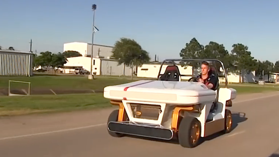 Das Modular Robotic Vehicle (MRV) der NASA: Bei freier Fahrt ist das Gefährt zwar nur 24 km/h schnell. Es ist aber zu den verrücktesten Manövern in der Lage.