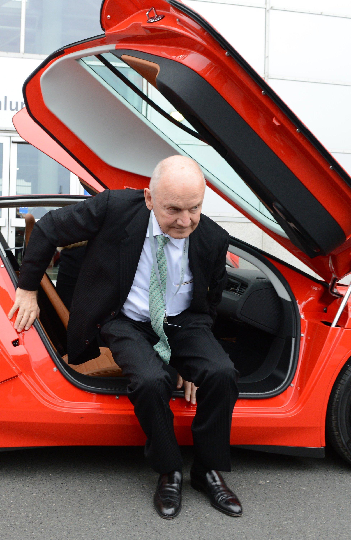 Hat sich beim Machtkampf um die Zukunft Winterkorns offenbar übernommen: VW-Patriarch Ferdinand Piëch.
