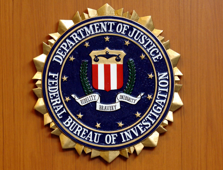 Das Wappen des Federal Bureau of Investigation (FBI) des US-Justizministeriums: Die amerikanischen Justizbehörden räumen schwere Pannen ein. Möglicherweise müssen jetzt massenhaft Prozesse neu aufgerollt werden.
