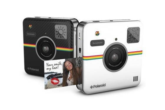 Polaroid Bringt Internetfähige Sofortbildkamera Auf Den Markt