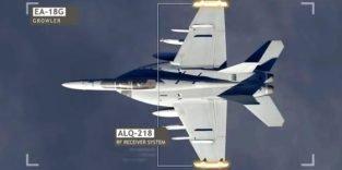 US-Kampfflugzeuge erfassen unbemerkt Signale gegnerischer Schiffe