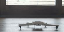 Smartphones werden zu fliegenden Drohnen