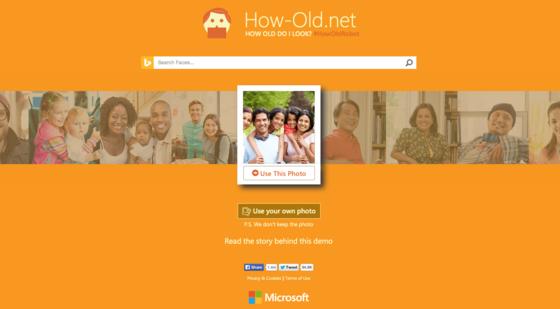 Wie alt sehe ich aus? Diese Frage beantwortet die Seite How-Old.net.Wahres Alter und geschätztes stimmen allerdings noch nicht immer überein. Am Programm wird noch gefeilt.