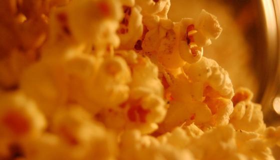 Forscher am Büsgen-Institut der Universität Göttingen haben einen Verbundwerkstoff entwickelt, der vollständig aus Popcorn besteht. Er eignet sich sowohl für den Wärmeschutz als auch als Baumaterial.