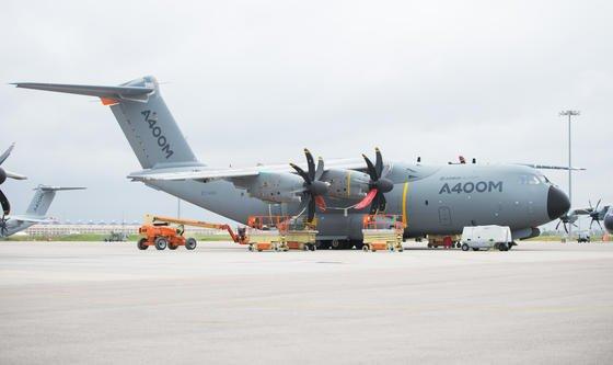 Die A400M gilt als das modernste militärische Transportflugzeug der Welt. Doch bis zur Klärung der Unfallursache lässt die Bundeswehr sie am Boden.