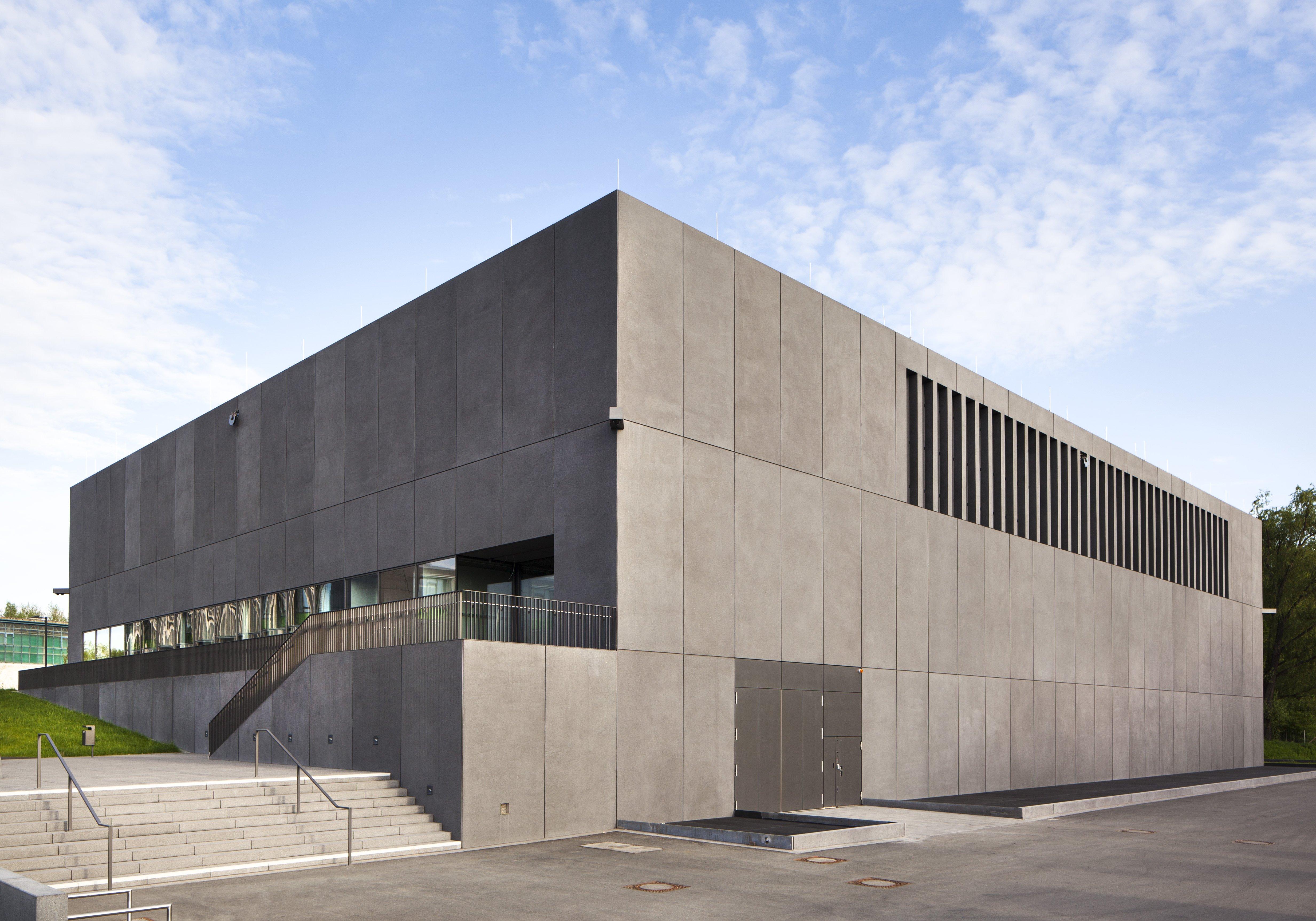 Rechenzentrum des Lehmann-Zentrums der Technischen Universität Dresden: Hier steht der Supercomputer HRSK-II.