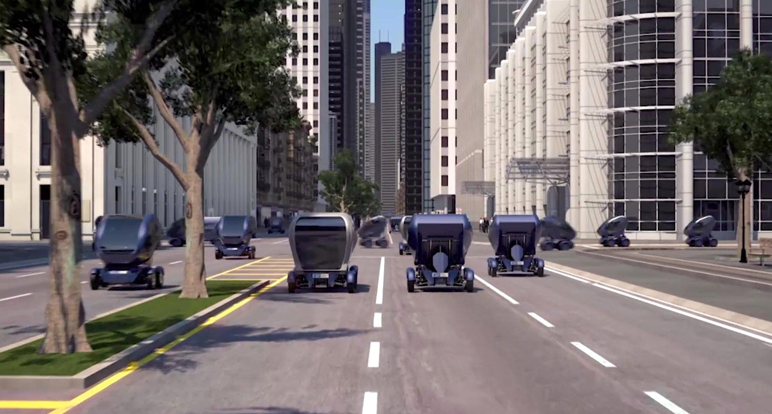 Auch im Stadtverkehr soll das Bremer Elektroauto autonom fahren können.