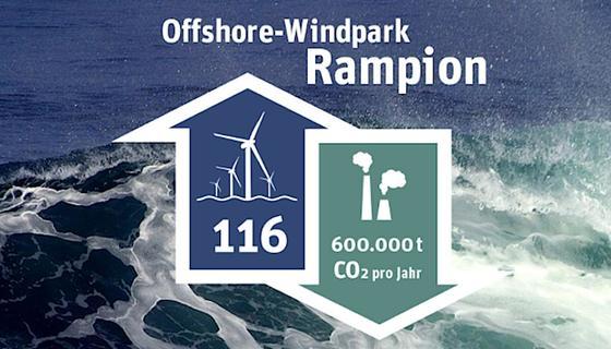 2016 geht es los: Vor der Küste des britischen Seebades Brighton baut E.On einen gigantischen Windpark mit 116 Turbinen vom dänischen Hersteller Vesta.