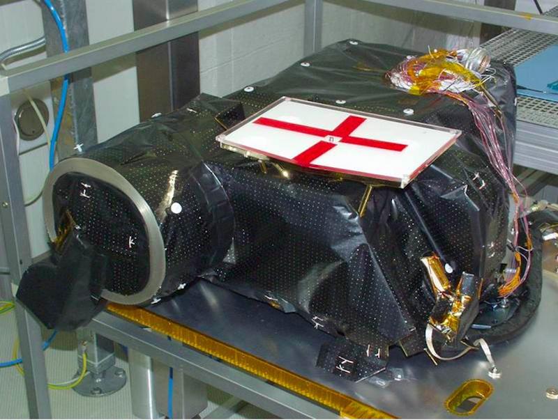 Bild der Osiris: Mit diesem Kamerasystem schießt Raumsonde Rosetta Fotos vom Kometen Tschuri.