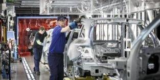 Mercedes-Werk in Bremen wird zur Fabrik 4.0