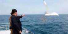Nordkorea besitzt angeblich fliegende Mini-Nuklearwaffen