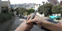 Handgeschriebenes wird direkt ins Smartphone übertragen