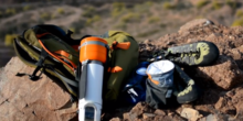 Robust und wasserdicht: Drohne Sprite hält was aus