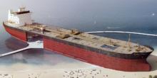Designer will ausgediente Öltanker in Einkaufszentren verwandeln