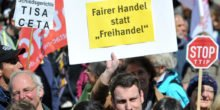 EU-Politiker Lange: Kein TTIP-Abkommen vor Präsidentenwahl in USA