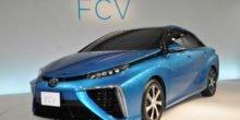 Toyota gelingt Durchbruch bei Brennstoffzellen