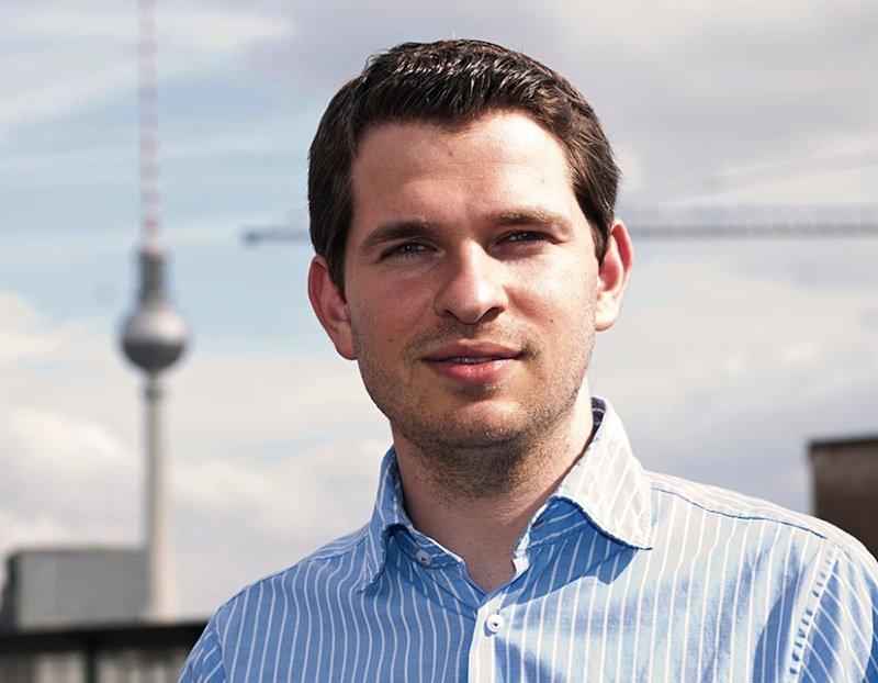 Freut sich über die Übernahme durch Microsoft: 6Wunderkinder-Chef Christian Reger.