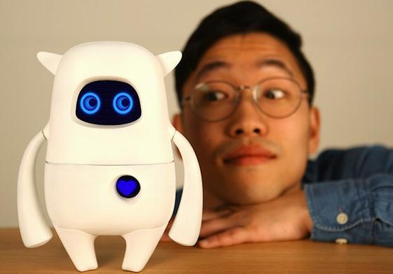 Roboter Musio: Er soll persönlicher Assistent im Alltag sein und in der simpelsten Version für 199 US-Dollar auf den Markt kommen.
