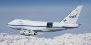 Fliegende Sternwarte Sofia hat neues Ferninfrarot-Spektrometer