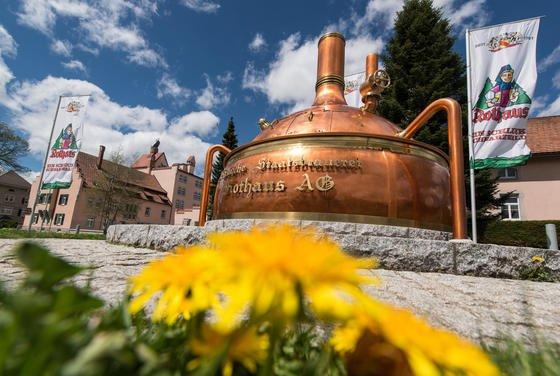 Baden-württembergische Staatsbrauerei Rothaus: In vielen Brauereien kommen Keramikfolien als Wasserfilter zum Einsatz.