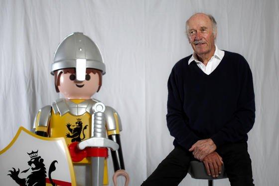 Horst Brandstätter: Das Foto zeigt den Gründer und Alleinbesitzer des größten deutschen Spielwarenherstellers geobra Brandstätter im August 2010. Er starb vergangenen Mittwoch.