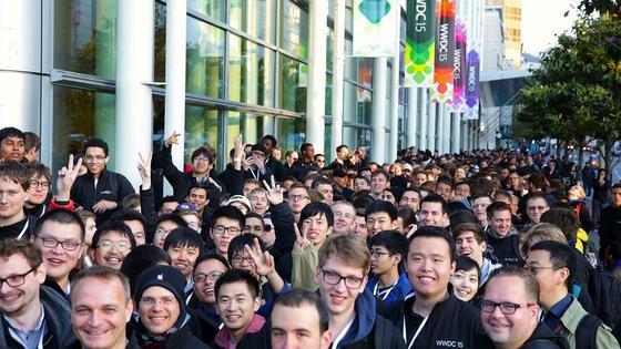 5000 Entwickler und Apple-Fans aus der gesamten Welt versammeln sich derzeit auf der Entwicklerkonferenz WWDC in San Francisco.<h2><strong></strong></h2>