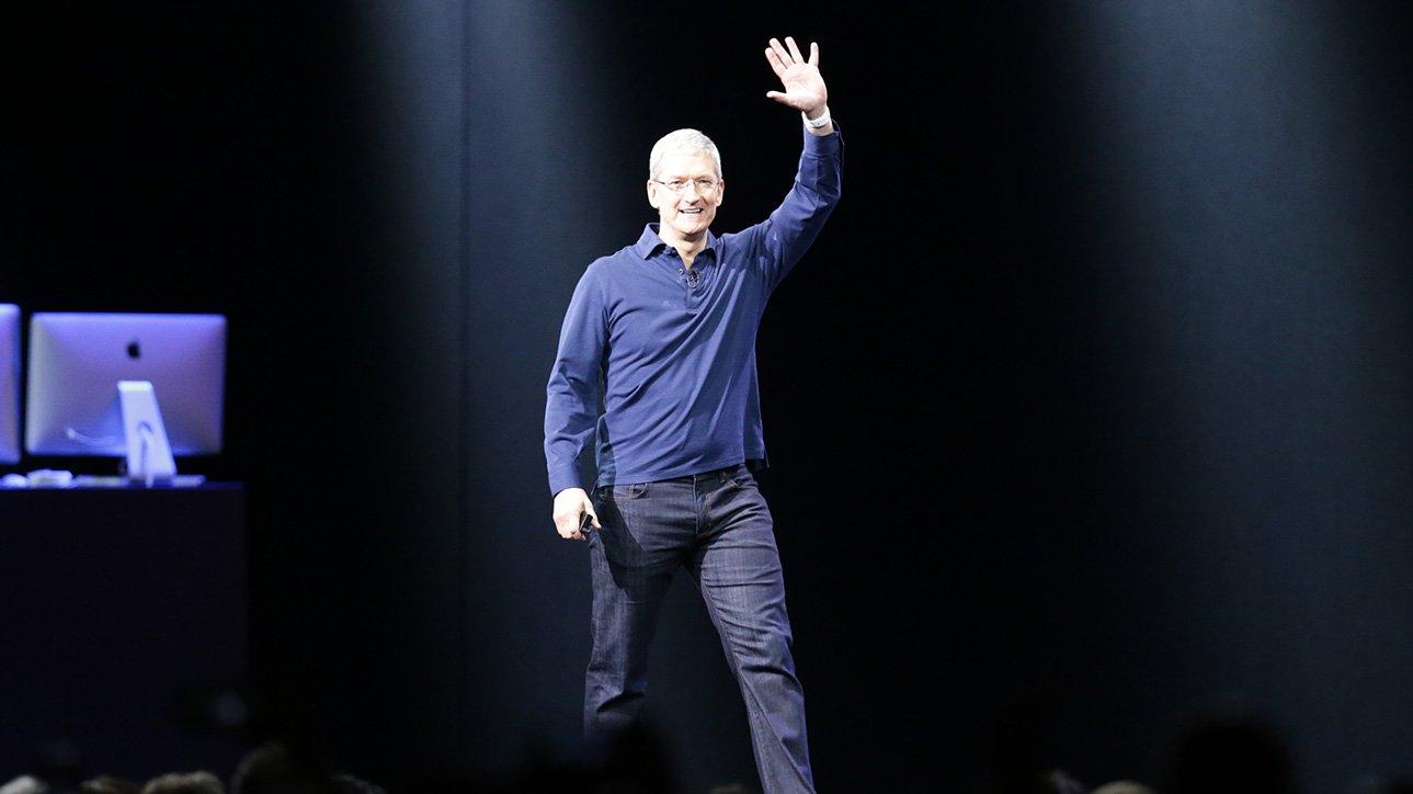 Apple-Chef Tim Cook gab auf der Entwicklerkonferenz WWDCin San Francisco den Startschuss für den neuen Streaming-Dienst Apple Musik. Er soll am 30. Juni verfügbar sein.