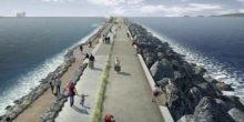 Großbritannien baut riesiges Lagunenkraftwerk