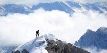 Miniaturisierter CO2-Messer für Bergsteiger und Taucher